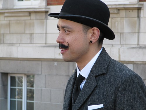 The Tweed Run 2010
