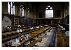 Balliol College, Oxford (EricP2x) Tags: old uk windows england sculpture building tower art college tourism students beautiful grass stone architecture garden europe university famous grand carving medieval study oxford learning academia colleges studying turret oxfordshire carvings academics