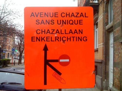 Avenue Chazal Sans Unique