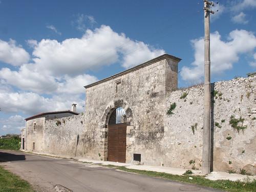 Il Portale storico della Masseria