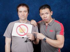 David Hewlett (sean.koo) Tags: vancouver stargate stargateatlantis rodneymckay creationentertainment