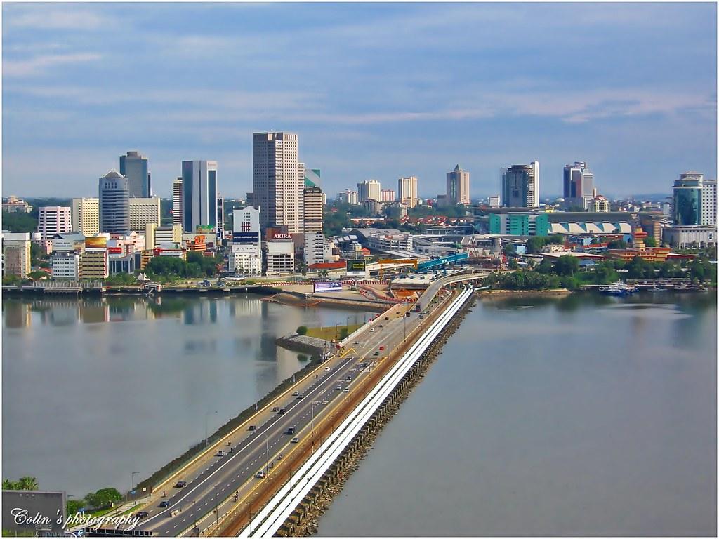 Johor-Singapore Causeway