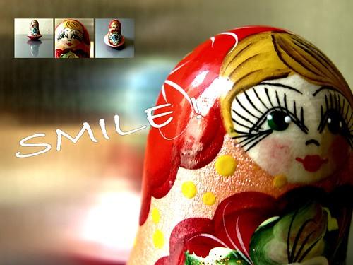 SMILE SMILE SMILE !