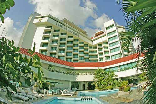 ヘリテージ ホテル マニラ