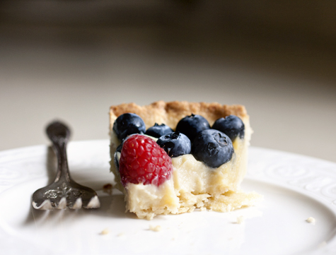 Tart, anyone?