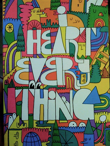 Mike Perry 'i heart everything' by billy craven