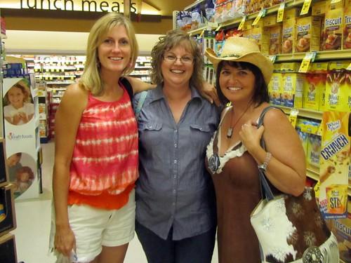 Cindy, Missy, Me