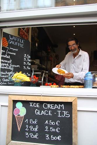 Bruges Waffle