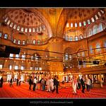 Mezquita Azul (Sultanahmed Camii)