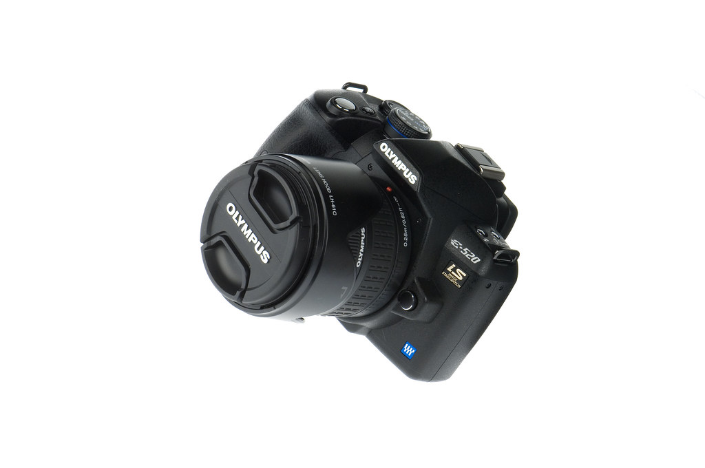 Olympus E-520 Digital SLR Camera