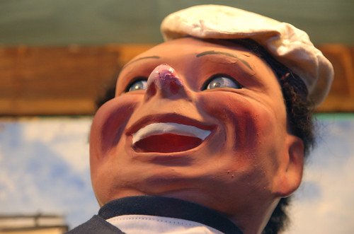 Jolly Laughing Automaton