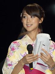 Yoshie Takeuchi / Roppongi Bon-Odori / 2009.08.23 #09