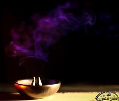 Smoky Ritual (Ammar Al-Fouzan) Tags: smoke inscent ammaralfouzan canon5dmarkii canonef50mmf12lusmlens inscentsmoke