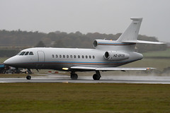HZ-OFC5 - 180 - Private - Dassault Falcon 900EX - Luton - 091103 - Steven Gray - IMG_3322