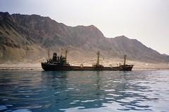 930415  004 Dash for Suez (rona.h) Tags: march redsea 1993 cacique suez ronah gulfofsuez