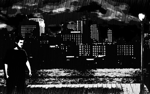 city wallpaper. Sin City wallpaper