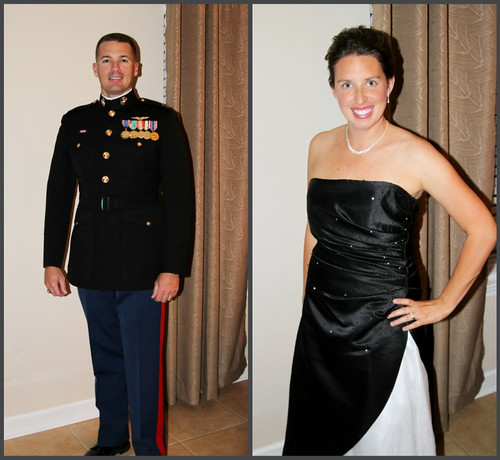 Marine Corps Ball Photos 2009