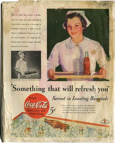 Coca-Cola ad_1934_tatteredandlost