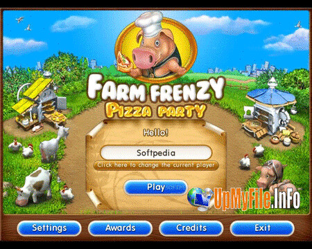 Farm Frenzy 3 Pizza Party
