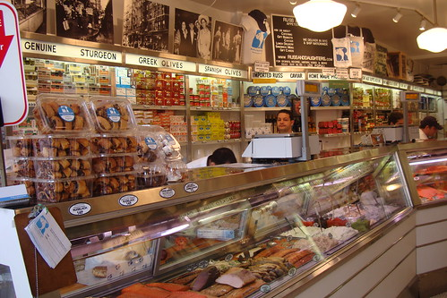 Russ & Daughters, Lower East Side, New York