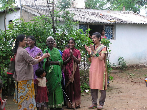 Village Women from Kirijaji Singing by Project Jatropha.