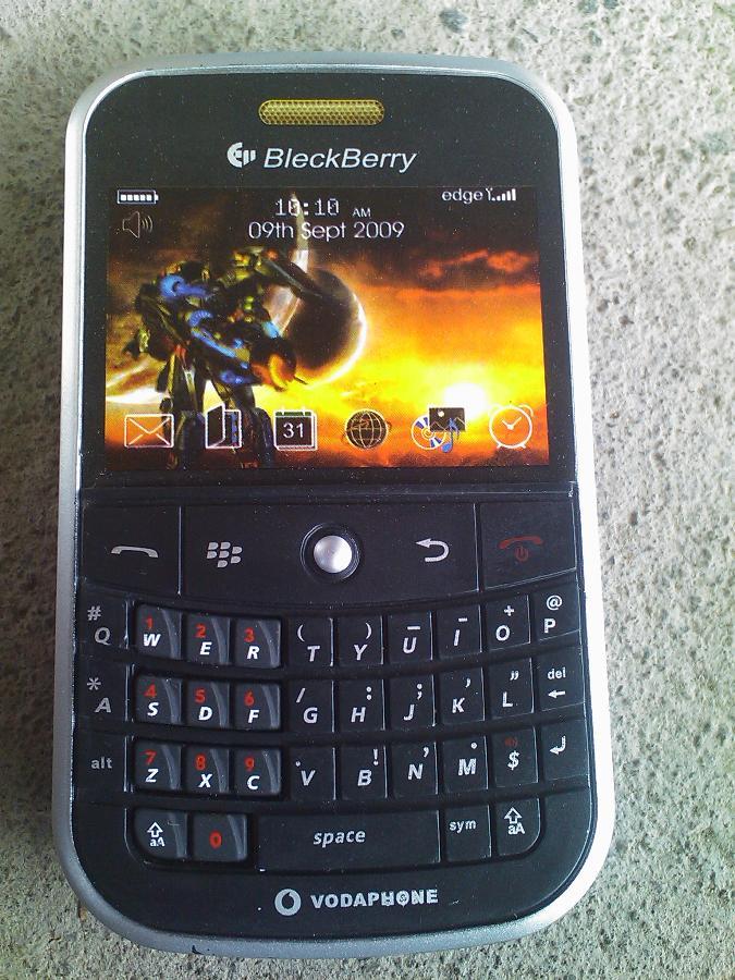 Bleckberry