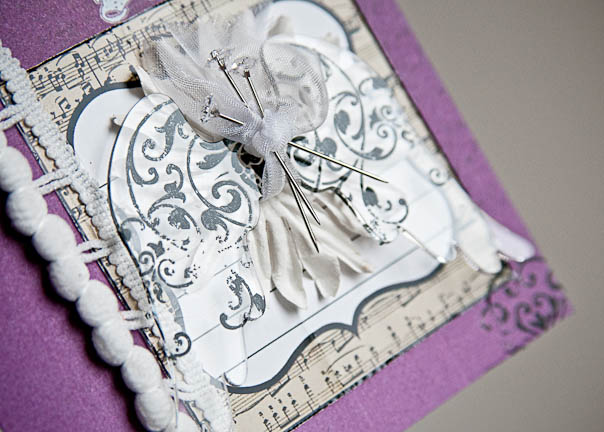beautiful card {detail}