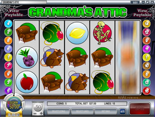 Grandma's Attic slot game online review