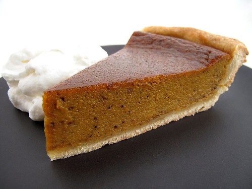 Gastronomer's Guide: Squash and Honey Pie with Cornmeal Crust