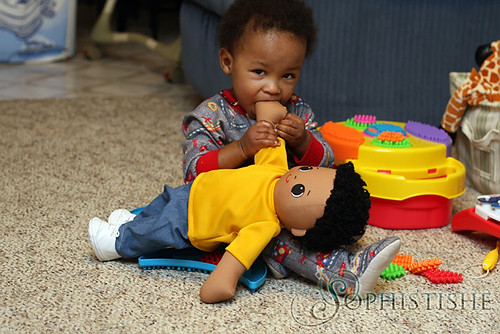 4139268577 6a85073552 Adorable Kinders: Diverse Rag Dolls