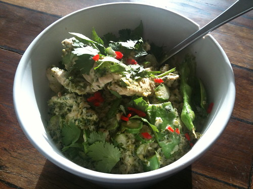 Jamie O's 20min Meals - Green curry