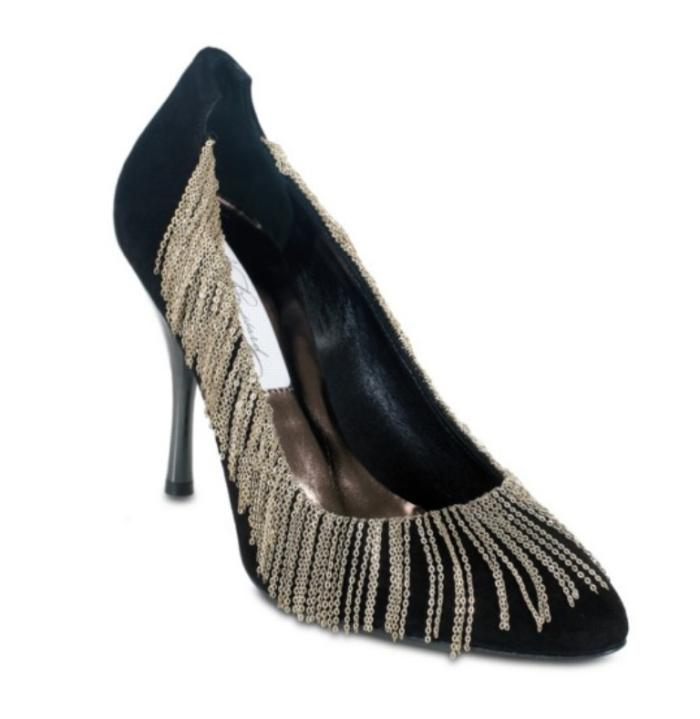 Diego Dolcini chain pumps 2