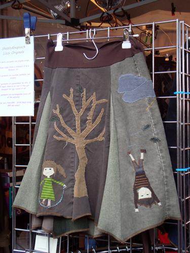 handmade-skirt