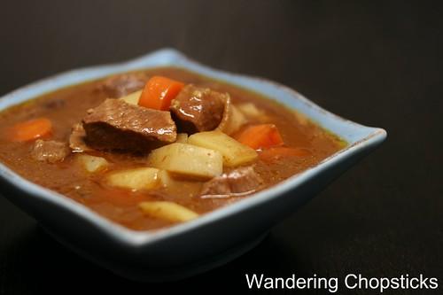 Crock Pot Bo Kho (Vietnamese Beef Stew) 1