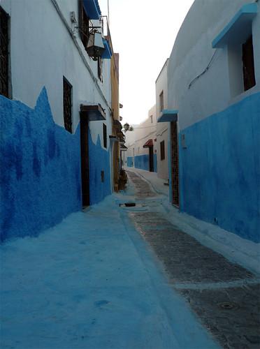 Calle de la Casbah de los Udayas
