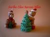 Osos Navidad (Bertha Elina Marcano) Tags: en navidad pasta masa francesa flexible fria porcelana porcelanicron felxible