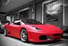 F430 Spyder. (Amruth360™) Tags: red horse cars car speed singapore fast ferrari spyder explore exotic quick rosso rare scuderia matte exotica exotics f430 supercars prancing novitec
