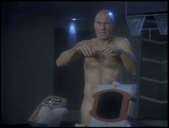 Patrick Stewart (enterle54) Tags: shirtless hairy older actor celeb