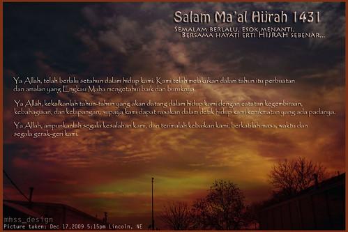 Ma'al Hijrah 1431