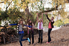 Curiosity-18.jpg (CandaceSheets) Tags: girls pool field balloons maddie elizabeth moms taylor curiosity steele 13yo