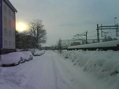 Hej mitt vinterland!