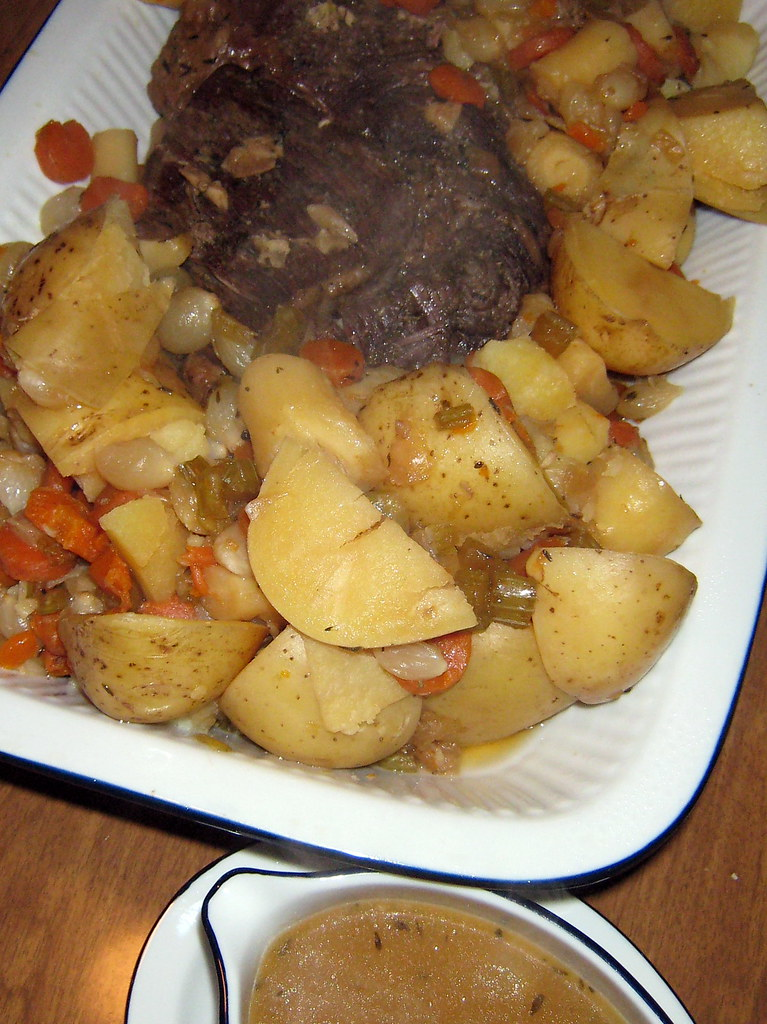 Fantastic Pot Roast!