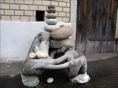 Fundstück-Yoga