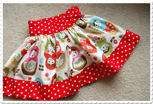 skirt for sarah