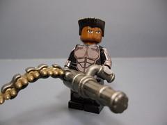 Rise of Cobra: Heavy Duty (Silentmaster OO5) Tags: gijoe lego brickarms fineclonier riseofcobra