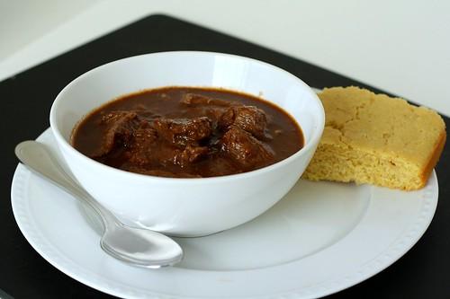 Recipes for chili con carne