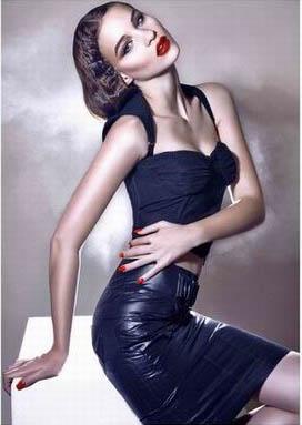 Moda mujer invierno 2009-2010, Konsanszky