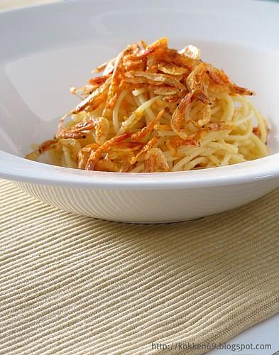 Sakura Ebi Pasta 1