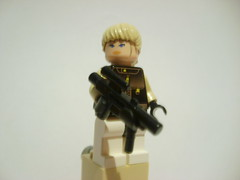 Jenni (Alexander's Lego Gallery) Tags: tower cops guard police cop hunter base turret
