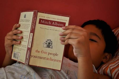 JAN 9: Bookworm